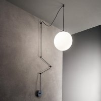 IDEAL LUX Boa SP1 Nero