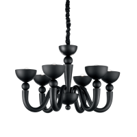 IDEAL LUX Bon Bon SP6 Nero